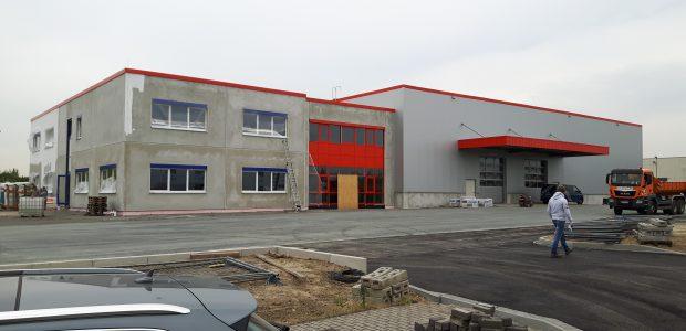 Zwischenstand Bauvorhaben Winkler in Oberhausen
