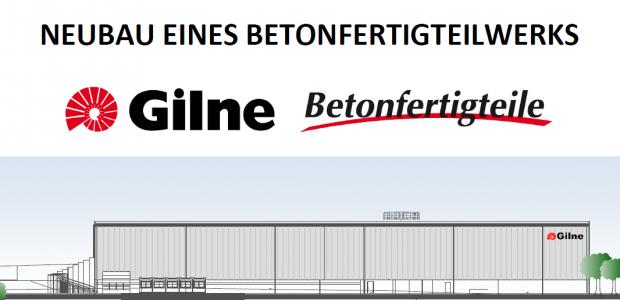 Gilne in Ibbenbüren | Neubau einer Produktionshalle