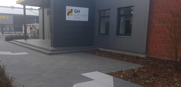 GH-Möbel, Eingangsbereich