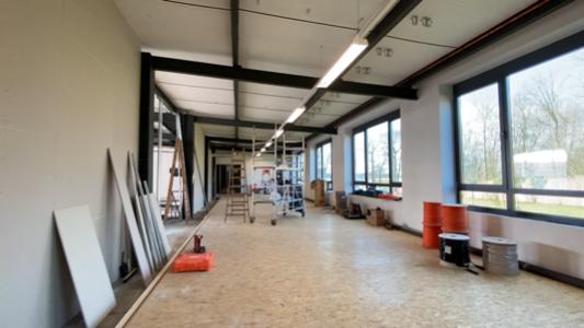 Büroerweiterung