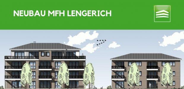 Neubau MFH Lengerich